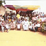 Rev. Dr. Sam Ayi Ankrah and Widows