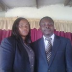 Mrs. Comfort Atsoo Ankrah and Rev. Dr. Sam Ayi Ankrah